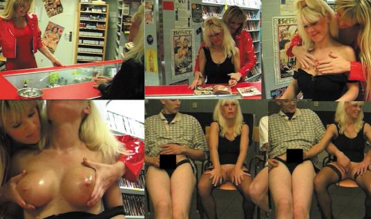 Oldskool: Kim Holland en Sylvia in de seksbios