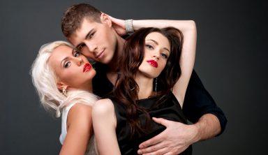 Wat als je partner een trio wil?