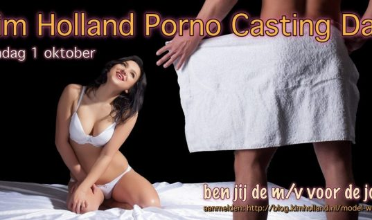 Kim Holland Porno Casting Dag 1 Oktober