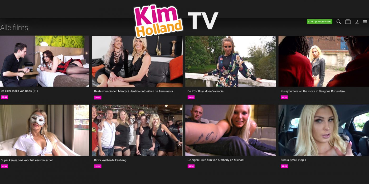 Kim Holland TV
