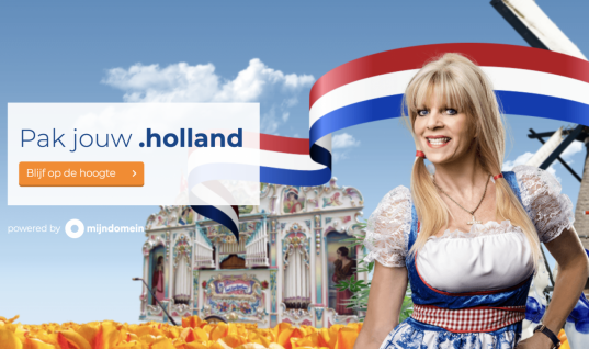 Pak nu jouw .Holland