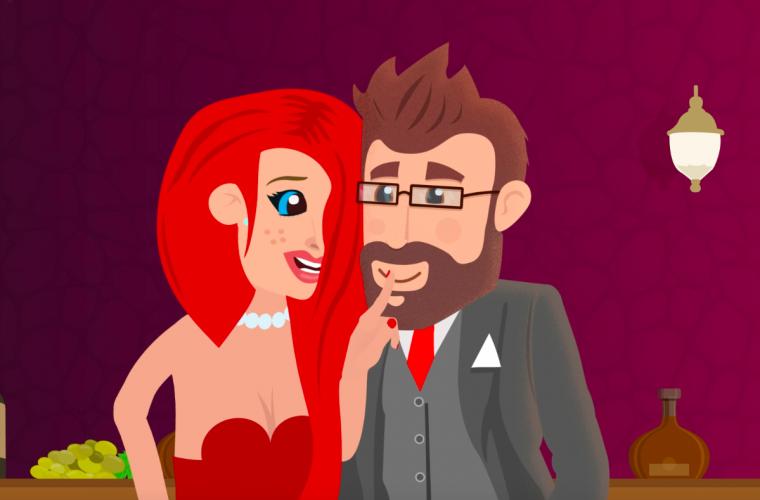 De avonturen van Mark & Lisa op Kinkylife
