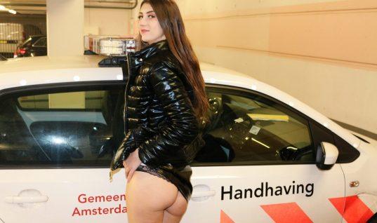 Teeny Lina Luxa handhaaft zich prima