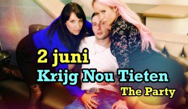 "Voorproefje ""Krijg Nou Tieten"" Party - Blog Kim Holland"