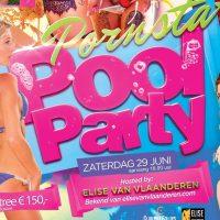 Pornstar Poolparty & Gangbang 29 juni