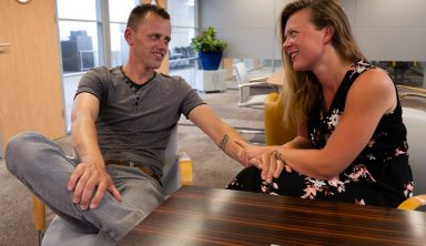 Foto's! Zo neukt Nederland, met Angela en Dave - Blog Kim Holland